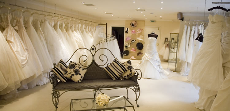 Top 5 most popular bridal shops in houston tx for Best wedding dress shops