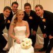 Beautiful Houston Bride and Groomsmen at Demers - GScott Imaging