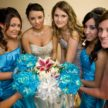 Blue wedding - 713Photography
