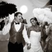 Bride and Groom Having Fun at The Reception - Carlea J Photo