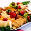 Assorted Cheese and Crackers