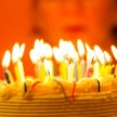 Birthday Cake in Houston