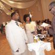 Elegant Indoor Wedding Ceremony in Houston