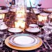 Elegant Table Setting - Melange Catering