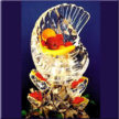 Fruit Ice Sculpture