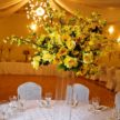 Large Yellow Bouquet Centerpiece