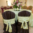 Luxury Linens - Dark Party Cloths Houston