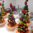 Small Fruit Tree Arrangements for Events