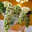 Yellow Flower and Buds Centerpiece