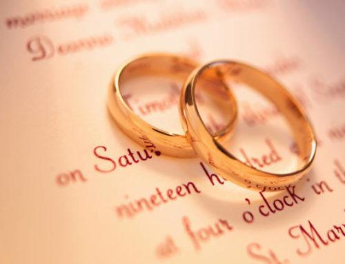 To Future Bride…