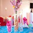 Demers Open House - Colorful Table Setting