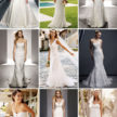 Different Color White Wedding Dresses in Houston, TX