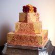 Indian Inspired Wedding Cake in Houston, TX