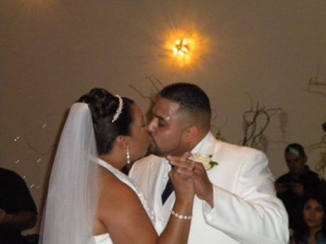 Guillen's wedding dance Houston
