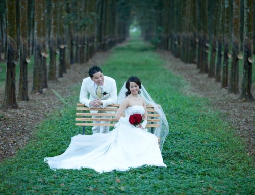 Demers Couple: Christine & Tuan