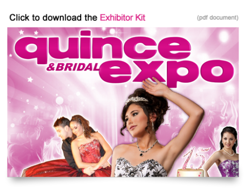 Quince & Bridal Expo Show 2011!