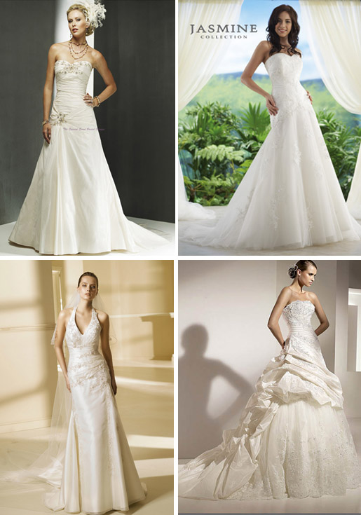 Demers Designer Wedding Dresses In Houston