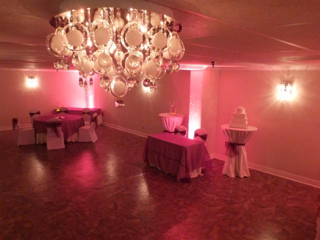 Banquet Room Chandelier - Banquet Room Chandelier - Demers Banquet Hall
