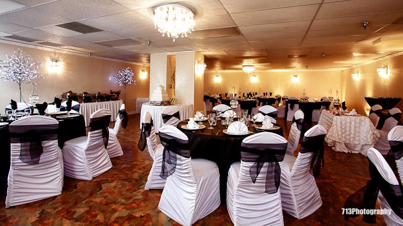 Open Floor Plan Event Room Demers Banquet Hall