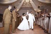 bridal party introduction